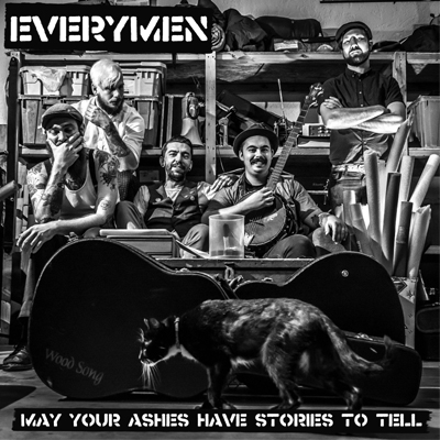 SAY-060: Everymen - May Your Ashes Have Stories to Tell LP