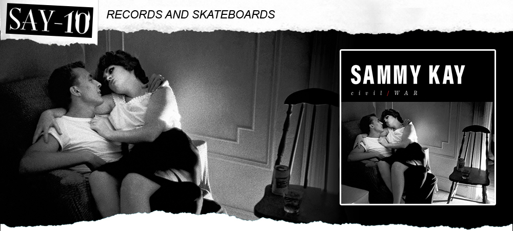 SAY-10 Records & Skateboards