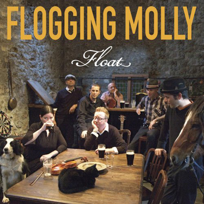 Flogging Molly Float Lp Say 10 Records Amp Skateboards