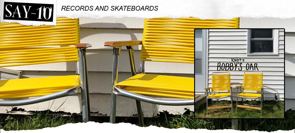 SAY-10 Records & Skateboards